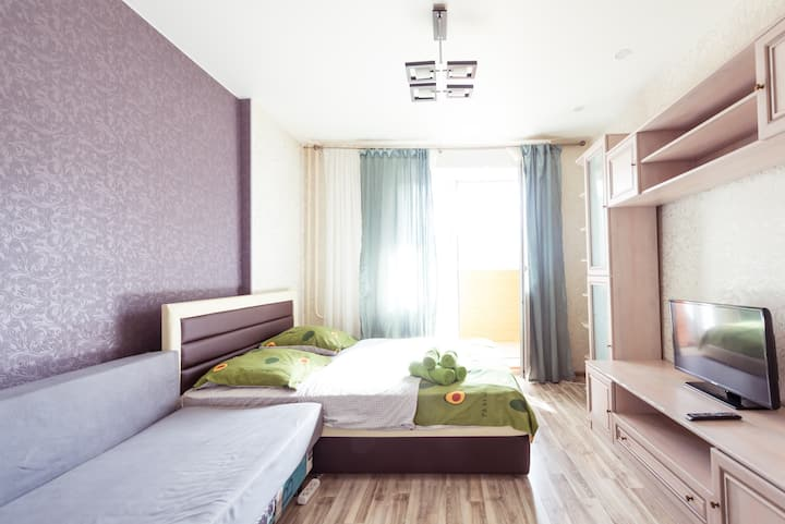 Апартаменты в Богородском, 16 (2)