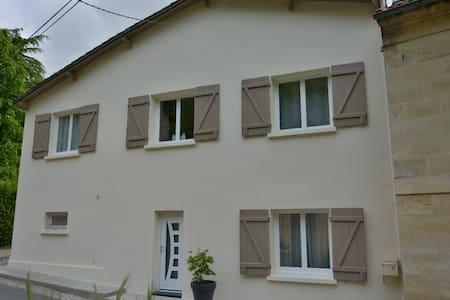 Maison aux portes de Bordeaux dans l'entre 2 mers - Tabanac