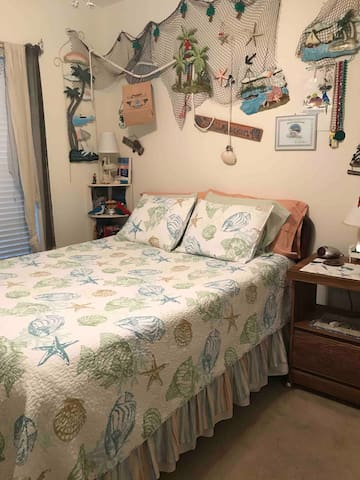 Margaritaville Bedroom