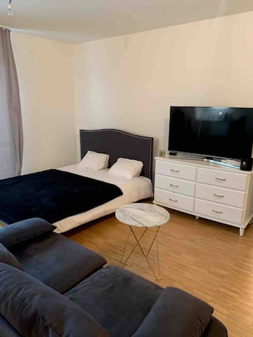 Studio fully equipped 5 min from airport/Palexpo!