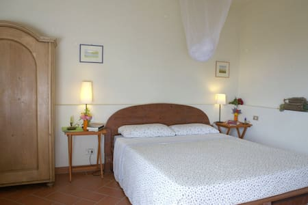 Cosy Studio in the countryside with garden - San Polo In Chianti - อพาร์ทเมนท์