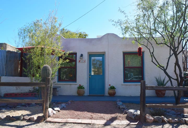 Your Casita in Historic Dunbar Spring