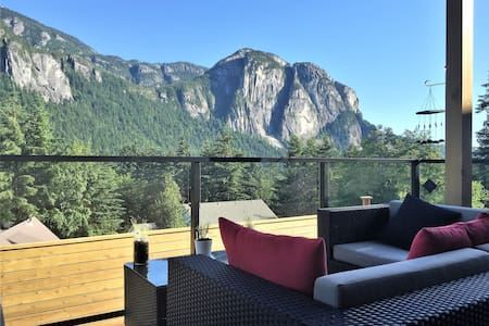 Squamish Bike Bed Breakfast - Squamish - Pousada