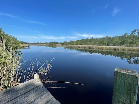 Bayou Beauty - Beautiful Waterfront Getaway