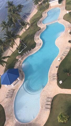 Apartamento frente a la playa - Guayacanes