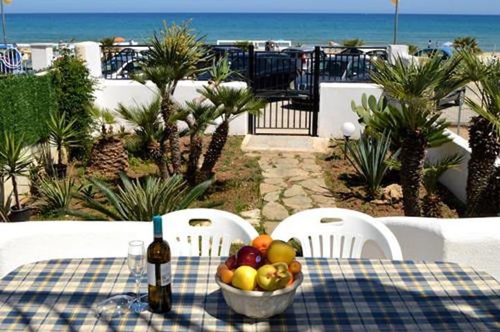 Casa vacanze sul mare - Alcamo Marina - Vila