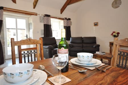 1 Bed Cottage - Disabled Access / Private Hot Tub - Trispen