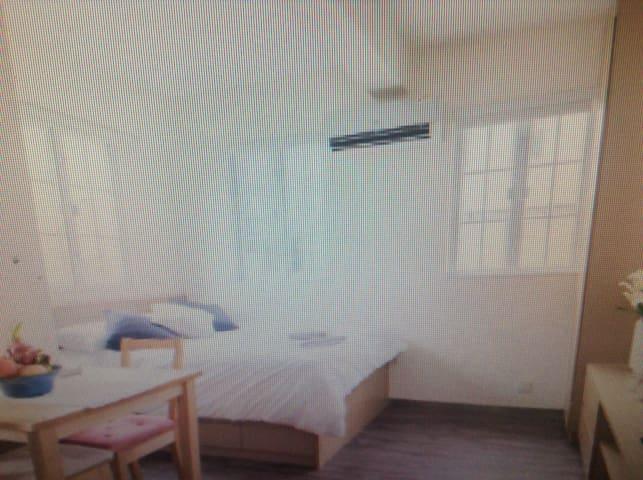 jin    yuli     city - ayr - Appartement