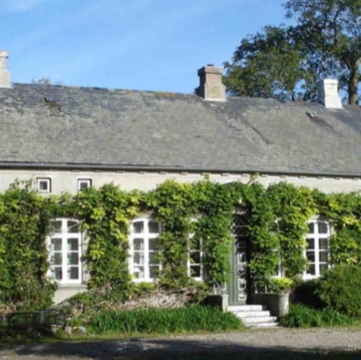 Dansk cottage stemning
