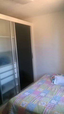 Apartamentos (2 quartos) em condominio fechado - Serra - Apartamento