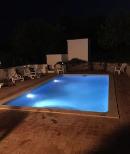 Private, secluded, 3 bed, 2 bath villa with pool