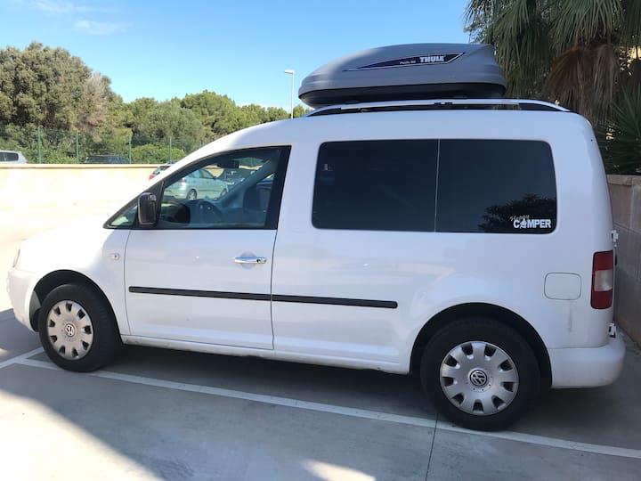 HAPPY Comfortable VW Camper Van
