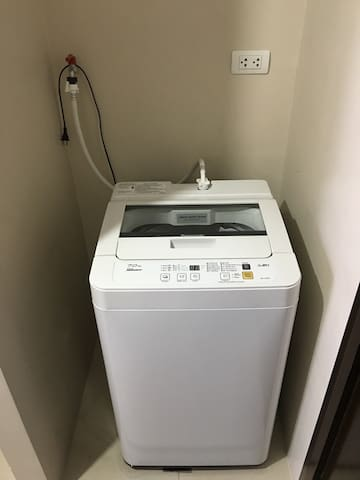 Automatic washing machine for your laundry