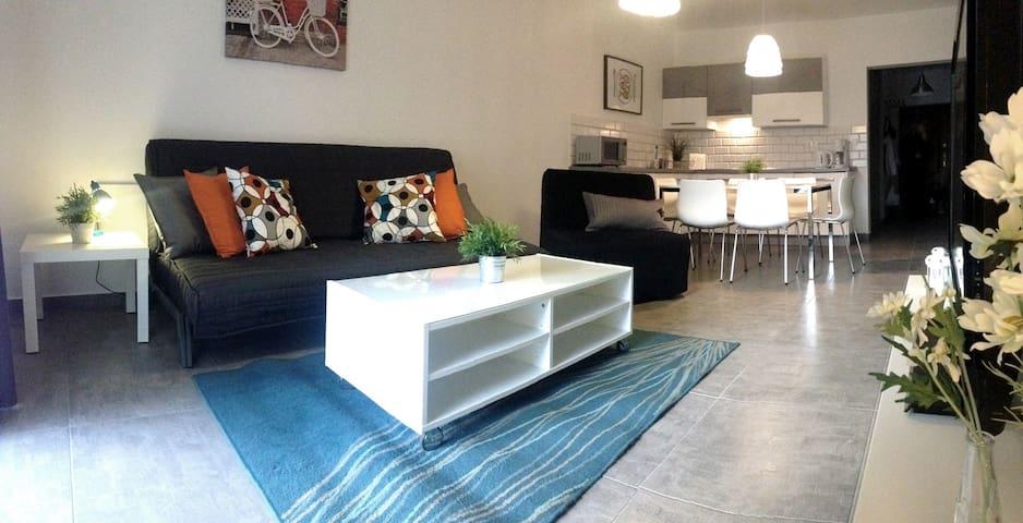 Apartament Nadmorska 2 - Rowy - Daire