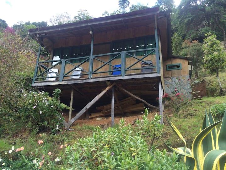 Las Cataratas Lodge cabaña #1