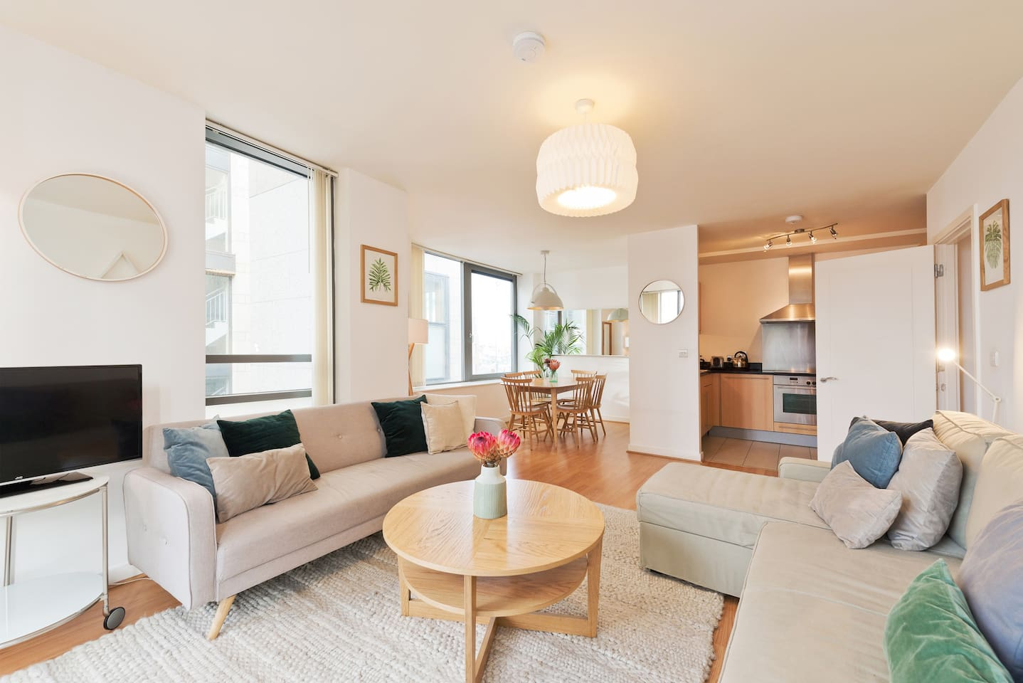 AirBnb in Dublin City Center