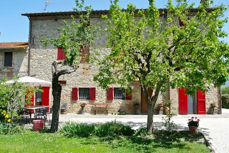 Casa Donella B&B 2 a Sansepolcro, Arezzo.