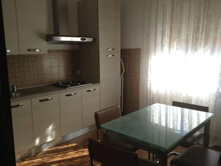 Appartamento spazioso primo piano