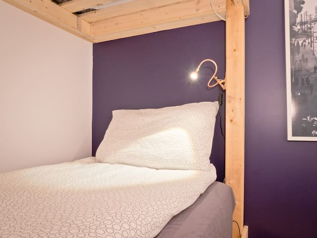 BunkHaus Hostel: Private Room with Bunk Bed