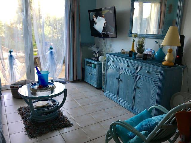 Beau T3 dans Residence de Loisirs - Aubais - Casa