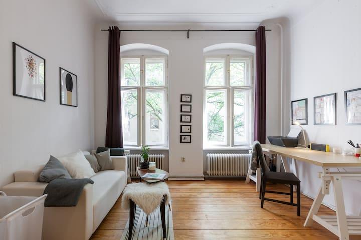 Cozy apartment in Berlin - Berlín - Apartamento
