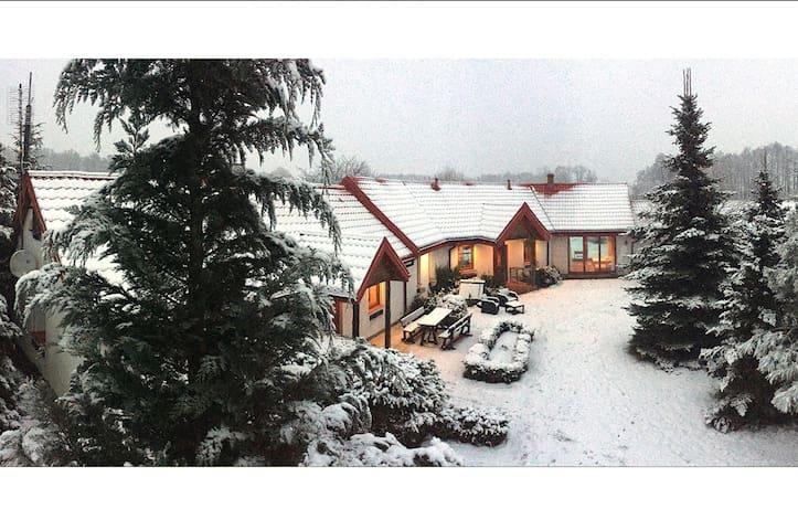 Modern Country House /  Wszechstronny Dom na Wsi