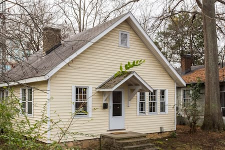 Downtown Cottage - Chapel Hill - Casa