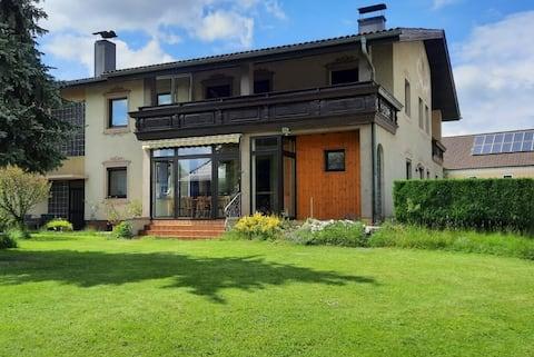 Guesthouse Karlsbach - localização tranquila e de fácil acesso