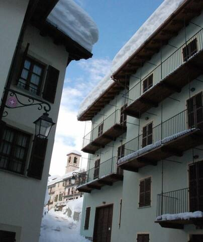 Valcasotto - Alpi Liguri