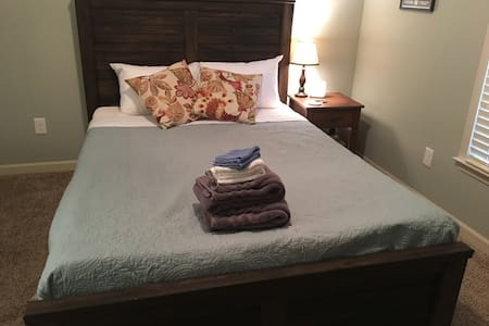 Basic, Comfy & Clean Guest Room near Airport - Atlanta
