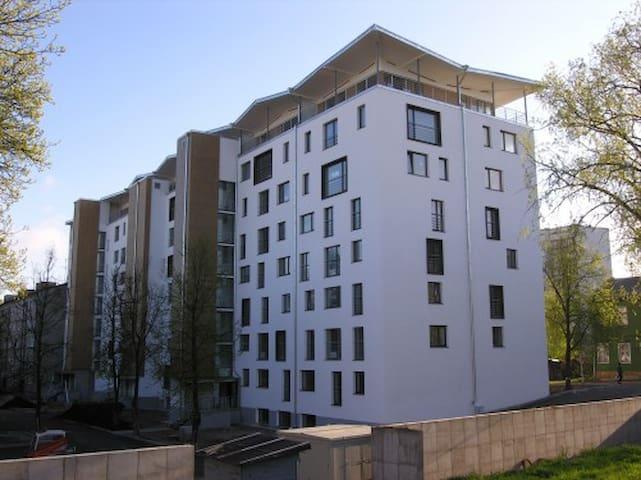 Artistic studio apartment in Riga - Riga - Appartement