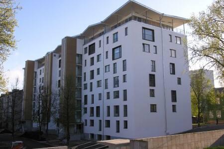 Artistic studio apartment in Riga - 리가(Riga)