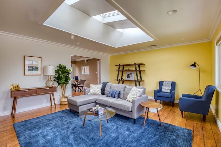 Charming 4BR House in San Jose