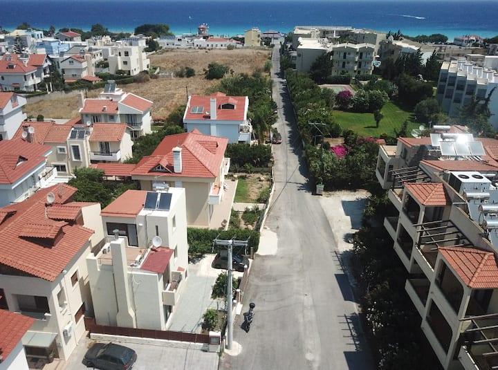 Anastasia Maria - Beach House - Sea Villa Iallysos