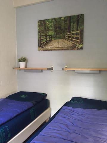 Vakantiehuisje in het Limburgse heuvelland