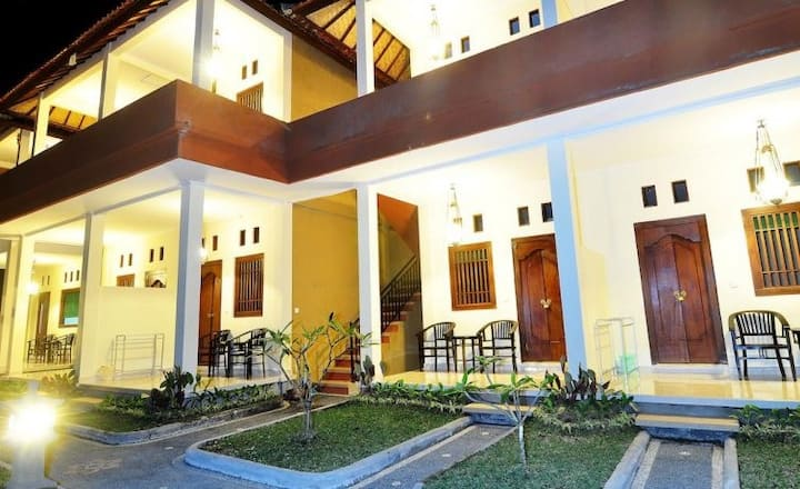 Standard Double Fan Room | Teba House Bisma Ubud