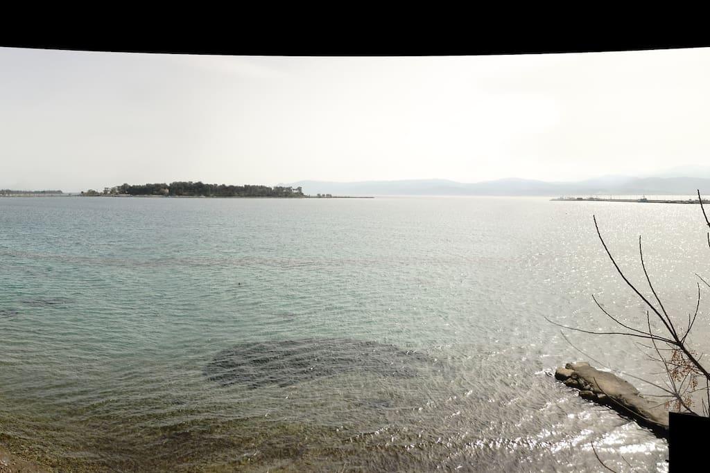 balcony view (panoramic)