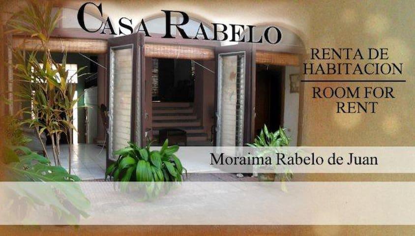 Casa Rabelo room 1