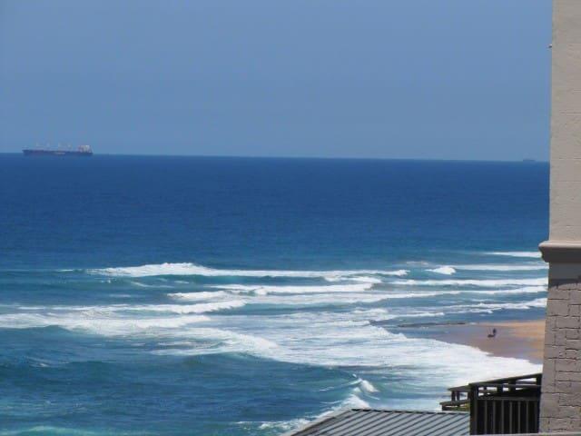 Beach Break North of Durban