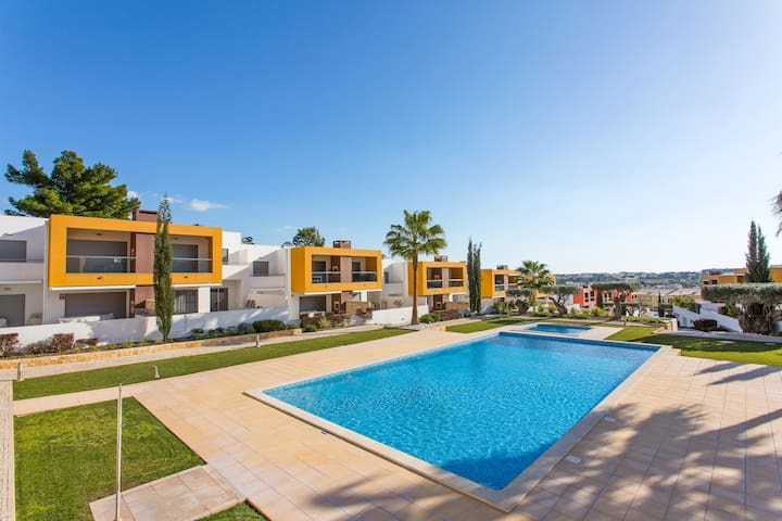 Delightful Apartment in Vale de Parra, Albufeira