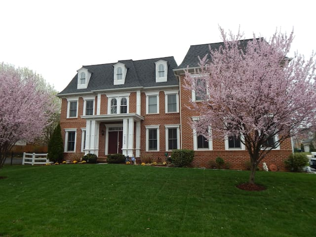 Upscale Home Near Metro to DC for Inauguration
