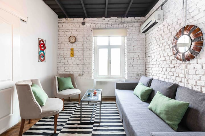 Historical Comfy Flat in Taksim - 42