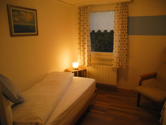 Single room with ambiente