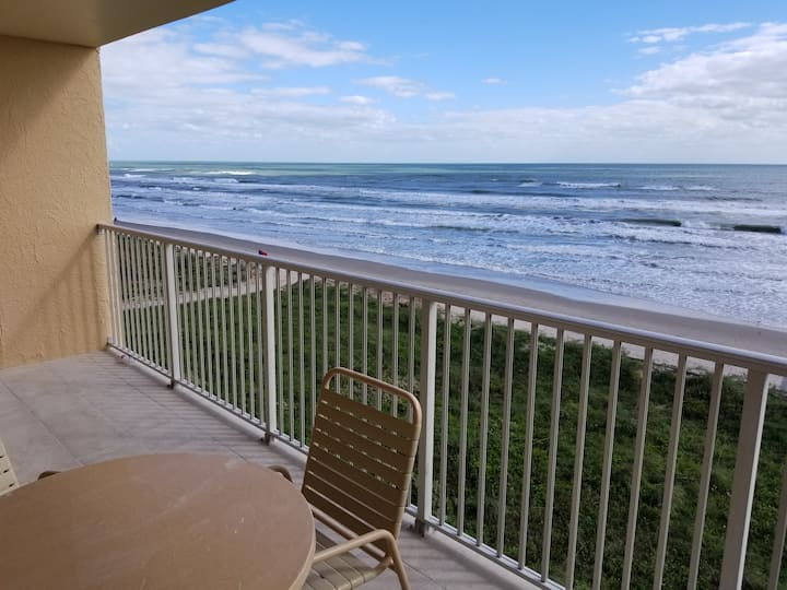 Newly Remodeled Direct Beachfront Condo