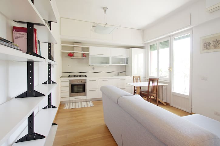 New flat deal! 1Bedroom + Balcony in Testaccio - Roma - Departamento