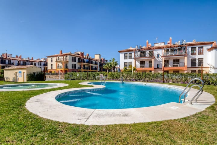 Lovely Apartment in Huelva with Swimming Pool