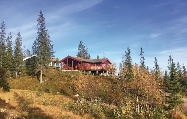 Holiday cottage with 5 bedrooms on 160 m² in Trysil