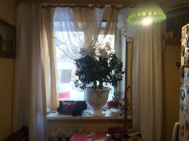 Уютная комната в частном доме - Козельск - Casa
