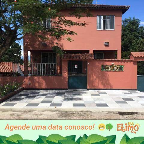 Sitio Etimô - Ótimo Refugio em Itaboraí! - Itaboraí - Sommerhus/hytte