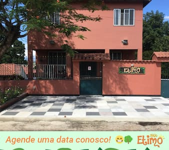 Sitio Etimô - Ótimo Refugio em Itaboraí! - Itaboraí - Chatka